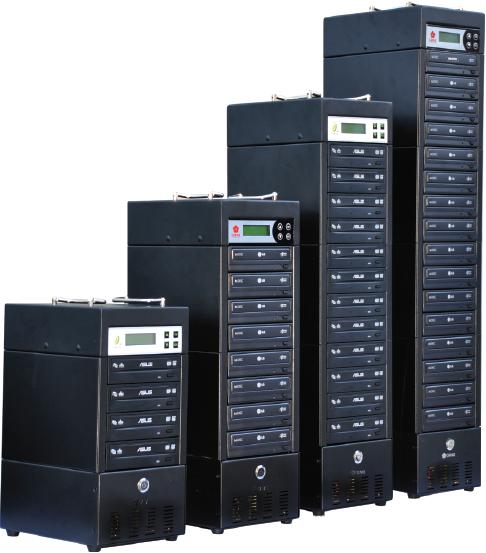 Capax Premium DVD/ CD Duplicator