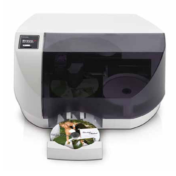 Primera Bravo SE Auto Disc Printer- 20 Disc Capacity