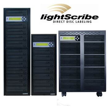 LightScribe DVD/ CD Duplicator
