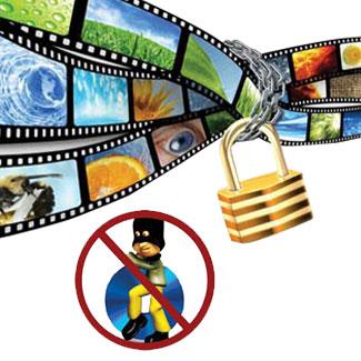 Copy Protect/ Copy Lock Option