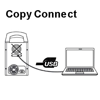 Copy Connect Option