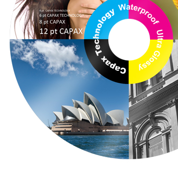 Glossy Watershield Inkjet Printable DVD-R